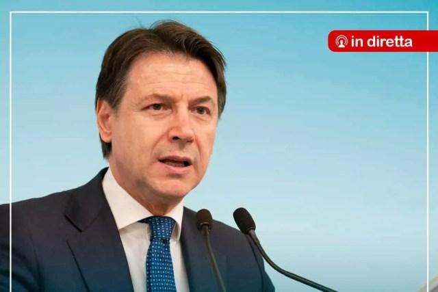 Conferenza Giuseppe Conte  Orario E Dove Guardare La Diretta Tv E Streaming
