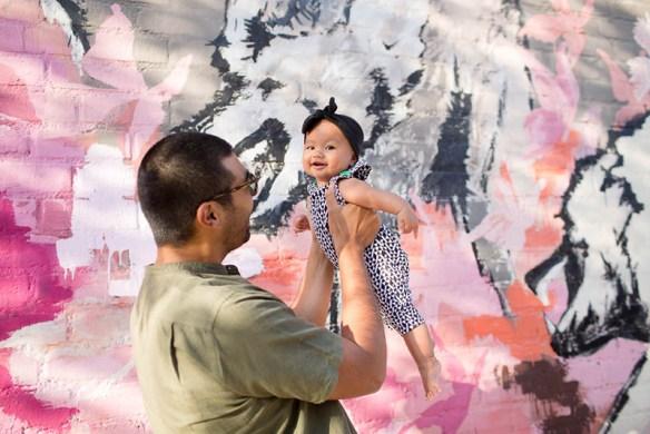 DTLA Arts District Family Portraits -0006