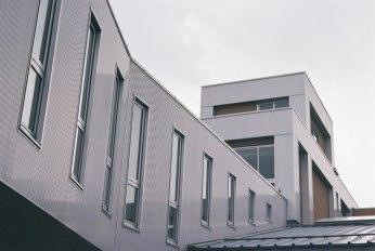 Mechanical department building