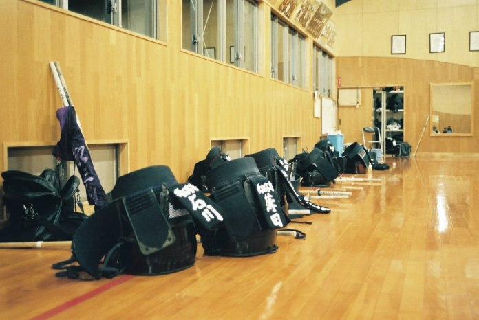 Kendo club has own hall, shared with other martial art clubs