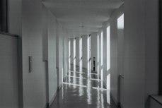 Corridor at mechanical department