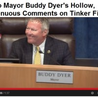 Buddy Dyer Delivers Insincere Statement on Tinker Field
