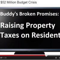 Mayor Dyer's $52 Million Budget Crisis: Tax Hikes & Service Cuts