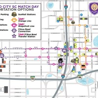 Parking & Downtown Orlando Transportation Options for March 8th Events