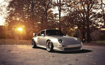 Daily Wallpaper: Porsche 911 GT2 | I Like To Waste My Time