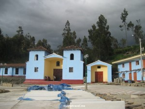 Buenos Aires, Ancash, Peru, village, clouds, cloudy sky, development
