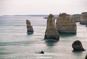 Twelve Apostles, Melbourne, Great Ocean Road, Australia, photo, travel, Canon EOS Rebel