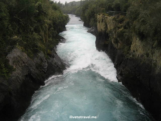 Huka Falls, New Zealand, nature, dam, travel, photo, Canon EOS Rebel, nature, majestic