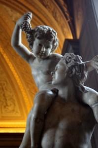 Vatican Museum statue