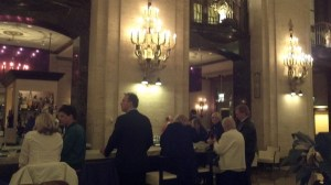 Chicago's Palmer House bar