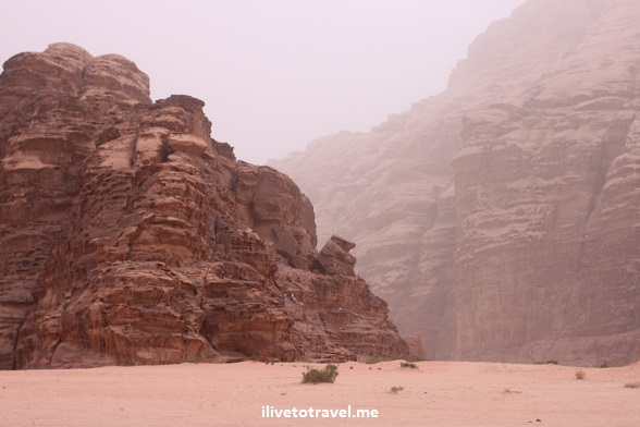 Iconic landscape Wadi Rum rock formations, desert in Jordan outdoors nature adventure Canon EOS Rebel