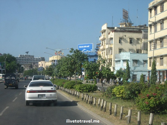 Dar es Salaam, Tanzania, Africa, travel