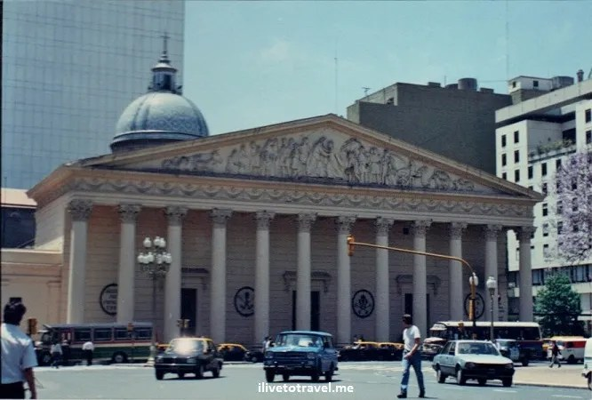 Buenos Aires, Argentina, city, monuments, architecture, Canon EOS Rebel, church, Cathedral, Pope Francis