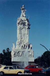 Buenos Aires, Argentina, city, monuments, architecture, Canon EOS Rebel