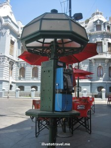 Valparaiso, Valpo, old payphone, Chile, travel, tourism, charm, Canon EOS Rebel, photo
