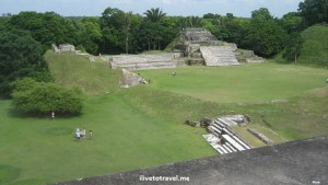 Belize, Mayan ruins, Altun Ha, archeology, photo, travel, cruise, Central America, pyramid