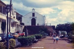 Porta Coeli, San German, Puerto Rico, church, pueblo, travel
