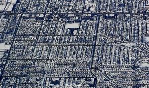 winter, snow, New York City, Manhattan, Hudson River, view from plane, New Jersey, photos, window seat