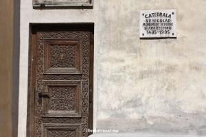 Brașov, Romania, door, scene, travel