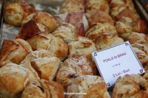 bread, pastry, bakery, food, Romania