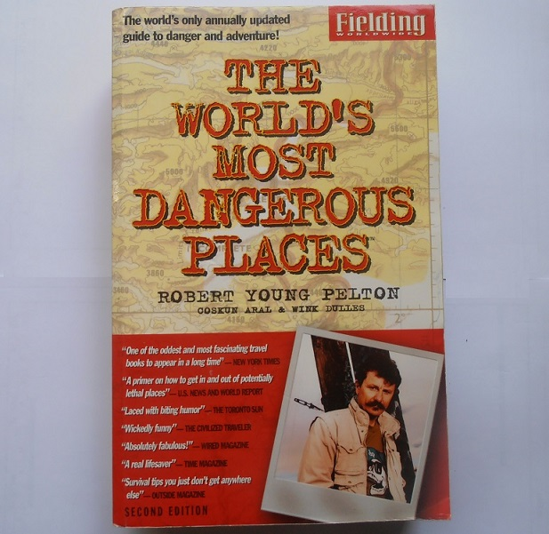 travel book, dangerous places, good reads