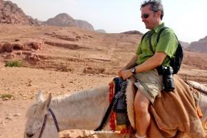 Petra, Jordan, Nabatean, archeology, ruins, history, necropolis, ancient site, exploring, Middle East, travel, photos, Canon EOS Rebel, donkey, ilivetotravel