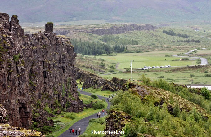 Þingvellir, Parliament, Iceland, Golden Circle, history, signficant, travel, photo, Samsung Galaxy