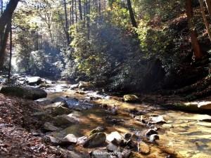 Panther Creek, trail, hiking, Georgia, cascade, waterfall, nature, outdoors, photo, Olympus