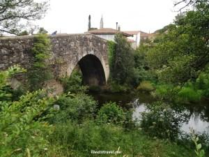Camino, Santiago, Spain, trekking, hiking, Olympus, photo, bridge, trails