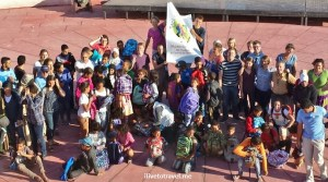 kid, Bayti Centre, Essaouira, Morocco, travel, volunteerism, Samsung Galaxy