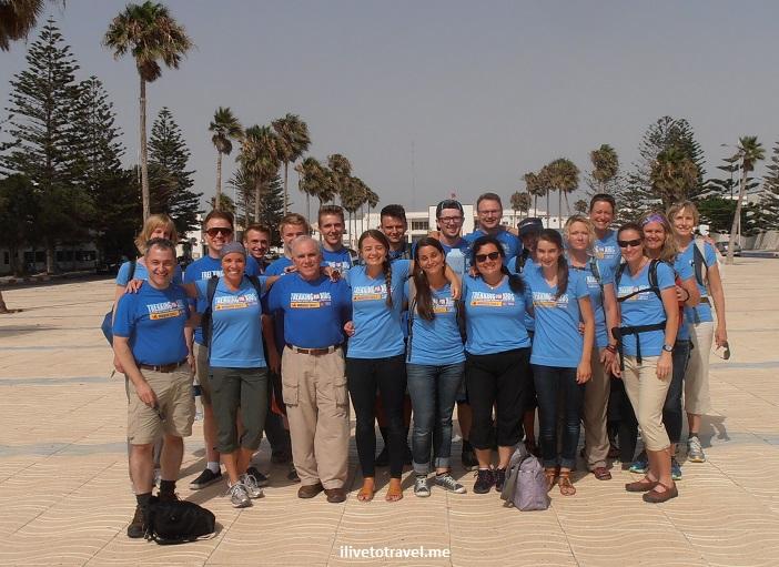 Trekking for Kids, TFK, trekking, Morocco, Essaouira