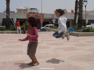 kid, Bayti Centre, Essaouira, Morocco, travel, volunteerism, Olympus