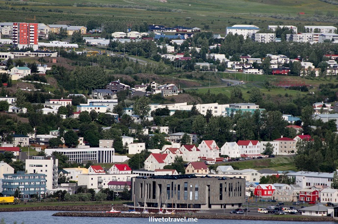 Akureyri, Iceland, fjord, mountains, beauty, nature, travel, photo, Canon EOS Rebel