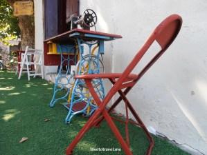 Colonia, Sacramento, Uruguay, colonial, UNESCO, World Heritage, Places to See, travel, photo, café