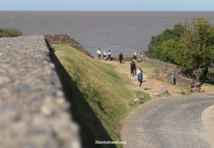 Colonia, Sacramento, Uruguay, colonial, UNESCO, World Heritage, travel, photo, ruins, Bastion San Miguel