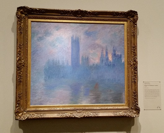 Art Institute, Chicago, art, travel, architecture, Samsung Galaxy, Monet