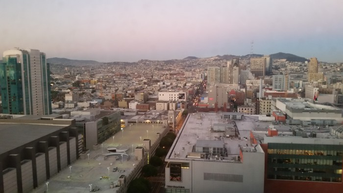 San Francisco, California, view, Samsung Galaxy, photo, travel