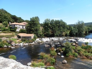 The Rio Tambre