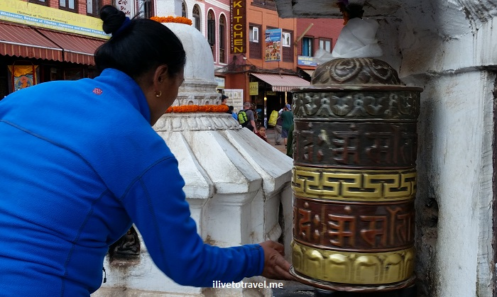 Great Boudha Stupa, stupa, prayer wheel, Buddhist, Buddhism, Kathmandu, Nepal, Samsung Galaxy, travel, tourism