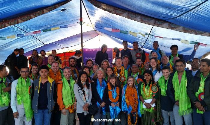 Mukari, Nuwakot, Nepal, trekking for kids, photo, school children, Samsung Galaxy, travel, voluntourism