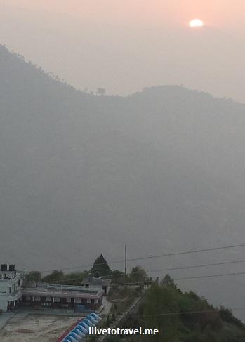 Nepal, Kumari, Nuwakot, sunset, mountains, travel, Samsung Galaxy