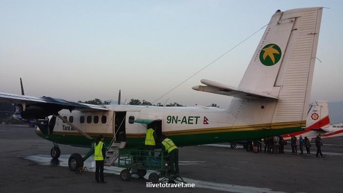 Tara Air, Lukla, Kathmandu, Nepal, flight, airline, airport, Himalayas, trekking
