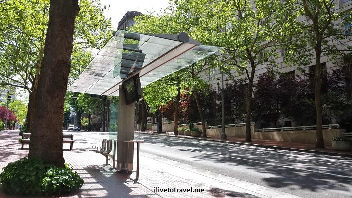 Portland, Oregon, northwest, travel, city, tourism, Samsung Galaxy, photo, streetscape, green