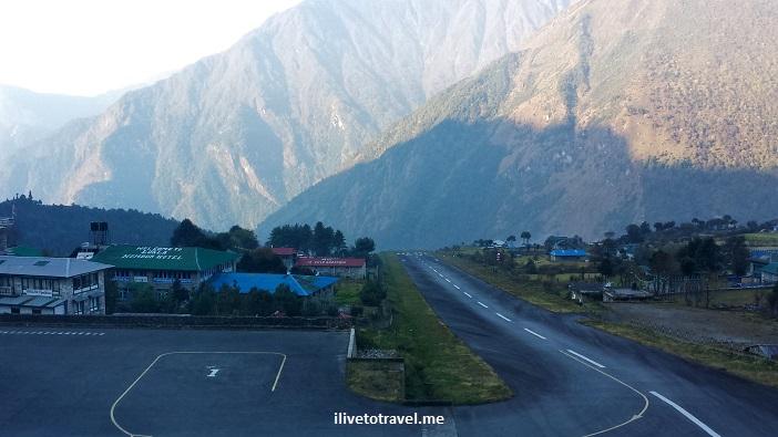 Lukla, Nepal, airport, runway, travel, adventure, Samsung Galaxy