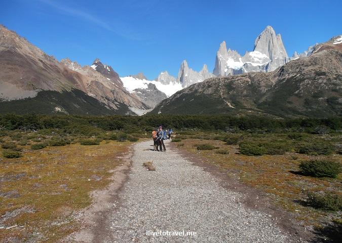 Fitz Roy, Argentina, Patagonia, hiking, trail, trekking, mountains, outdoors, Olympus