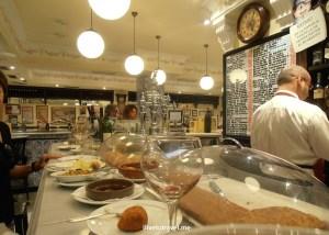 La Daniela, tapas bar, Madrid, Spain, España, food, foodie, travel, photo, Olympus