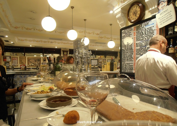 La Daniela, tapas bar, Madrid, Spain, España, food, foodie, travel, photo, Olympus