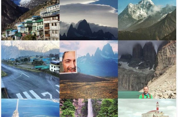 travel, photos, Instagram, Nepal, Chile, Patagonia, Argentina, Lukla, Nepal, Ama Dublam, waterfall, Portland, Tampa, sea, sky, Fitz Roy