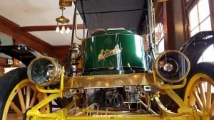 Stanley Hotel, Estes Park, Colorado, Rocky Mountain National Park, photo, tour, automobile, vintage car