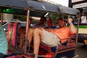 Bangkok, Thailand, tuk tuk, ilivetotravel, travel, adventure, explore
